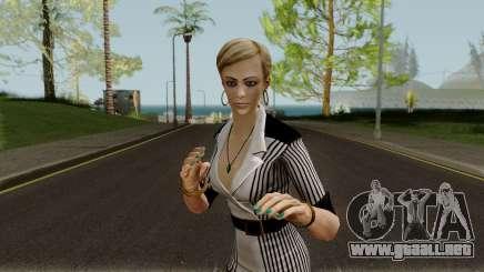 Tracy from Batman Arkham City para GTA San Andreas