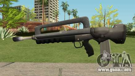 M4 from Fortnite para GTA San Andreas
