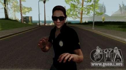 Skin Agent Policia Civil para GTA San Andreas