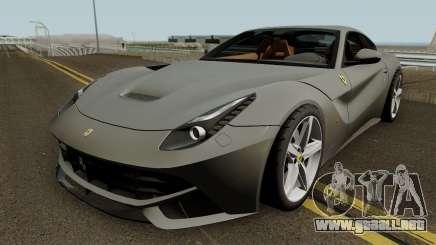Ferrari F12 Berlinetta 2012 para GTA San Andreas