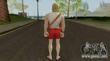 Fortnite Sun Tan Specialist para GTA San Andreas tercera pantalla
