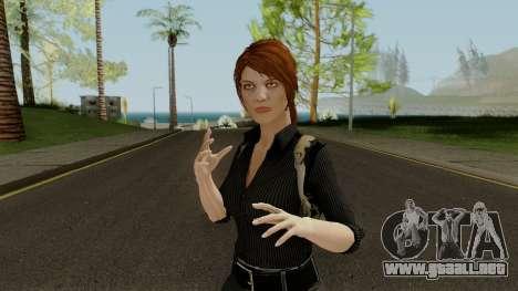 Anna Grimsdottir Blacklist Skin para GTA San Andreas