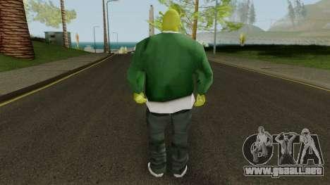 Shrek GSF para GTA San Andreas tercera pantalla