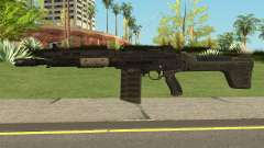 XMLAR Assault Rifle para GTA San Andreas