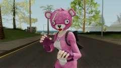 Fortnite Pink Teddy Bear