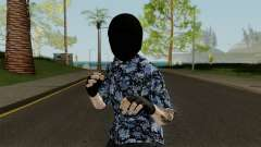 GTA Online Random Skin 14 para GTA San Andreas