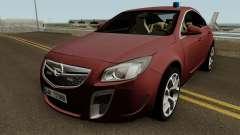 Opel Insignia Nieoznakowany para GTA San Andreas