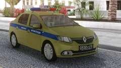 2016 Renault Logan VAI para GTA San Andreas