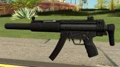 MP5-SD CS:GO para GTA San Andreas