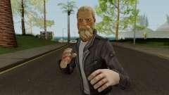 Fortnite Edgar para GTA San Andreas