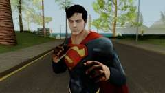 Superman from DC Unchained v2 para GTA San Andreas