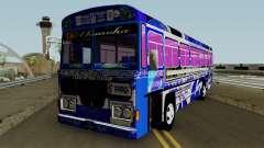 SL Bus Panadura para GTA San Andreas