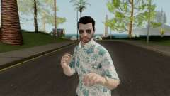 After Hours DLC Male para GTA San Andreas