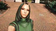 Mantis From Infinity War 1.0 para GTA 5