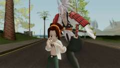 Yoh Asakura and Amidamaru para GTA San Andreas