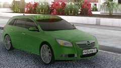 Opel Insignia Green para GTA San Andreas