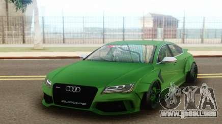 Audi RS7 Sport para GTA San Andreas