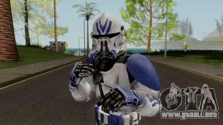 Star Wars Clone Air 501 para GTA San Andreas