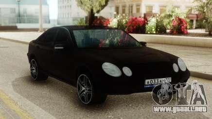 Mercedes-Benz w211 para GTA San Andreas