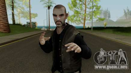 Johnny Klebitz GTA 4 para GTA San Andreas