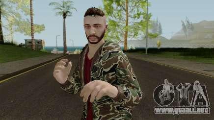 GTA Online Skin 2 Bfori para GTA San Andreas