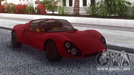 Alfa Romeo R33 para GTA San Andreas