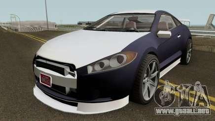 Maibatsu Penumbra (r2) GTA V para GTA San Andreas