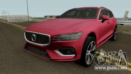 Volvo V60 para GTA San Andreas