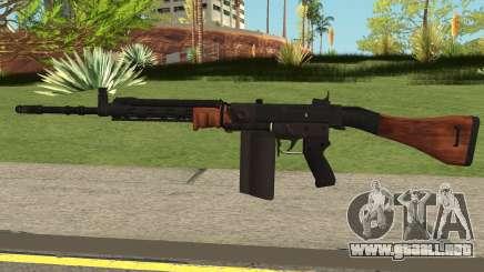 SIG SG-510 para GTA San Andreas