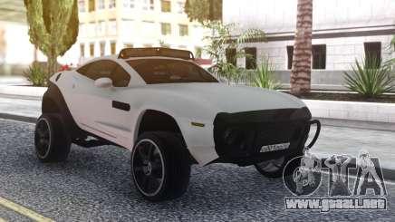 Local Motors Rally Fighter para GTA San Andreas