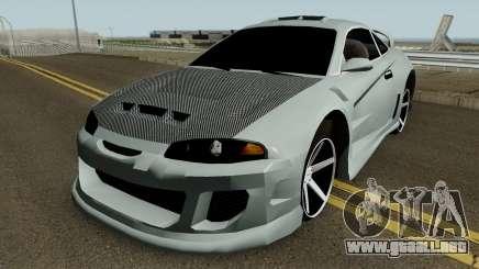 Mitsubishi Eclipse GTX para GTA San Andreas