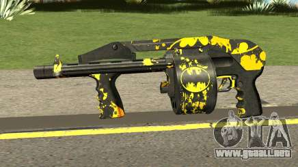 Batman Spas12 (Combat Shotgun) para GTA San Andreas