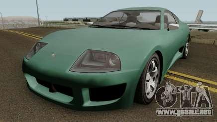 Dinka Jester Classic GTA V HQ para GTA San Andreas