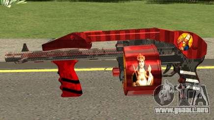Jesus Spas12 (Combat Shotgun) para GTA San Andreas