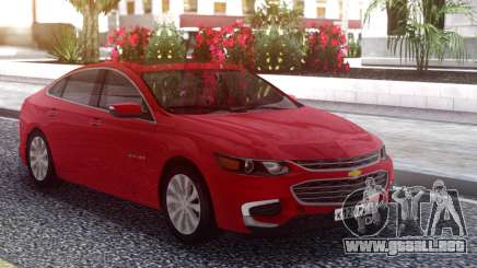 Chevrolet Malibu 2017 para GTA San Andreas