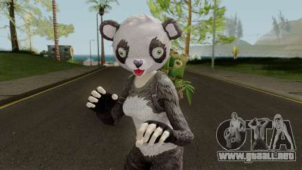 Fortnite Panda Skin para GTA San Andreas