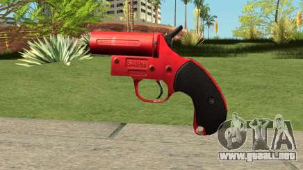 Signal Gun para GTA San Andreas