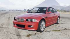 BMW M3 coupe (E46) 2000 para GTA 5