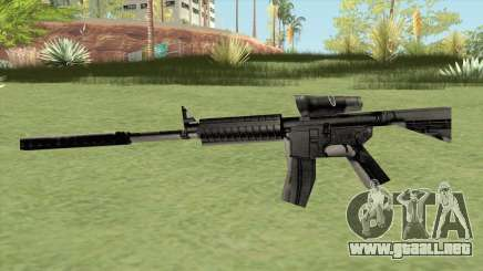 M4 (Counter Strike 1.6) para GTA San Andreas
