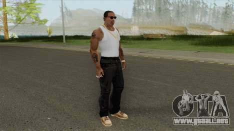 Brass Knuckles (HD) para GTA San Andreas
