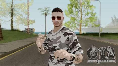 Casual Dude para GTA San Andreas