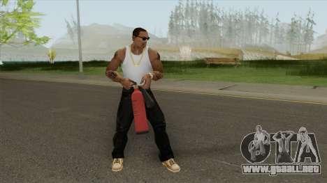 Fire Extinguisher (HD) para GTA San Andreas