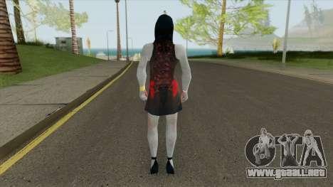Zombie (New Bfyri) para GTA San Andreas