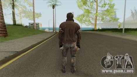 Hunter (Alone In The Dark: Illumination) para GTA San Andreas