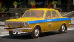 GAZ 24-01 Volga Police