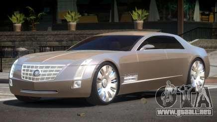2003 Cadillac Sixteen V1.2 para GTA 4