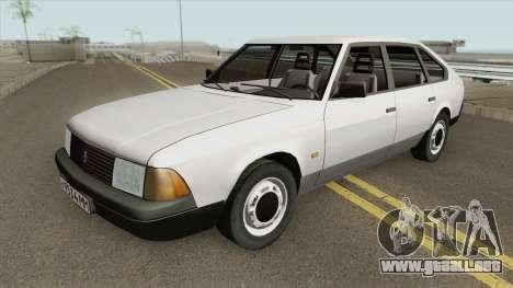 2141 AZLK Moskvich (MQ) para GTA San Andreas