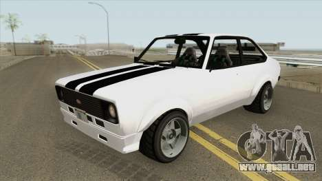 Vapid Retinue MK2 GTA V para GTA San Andreas
