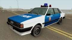 Audi 80 (Police) 1988