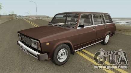 VAZ 2104 (MQ) para GTA San Andreas